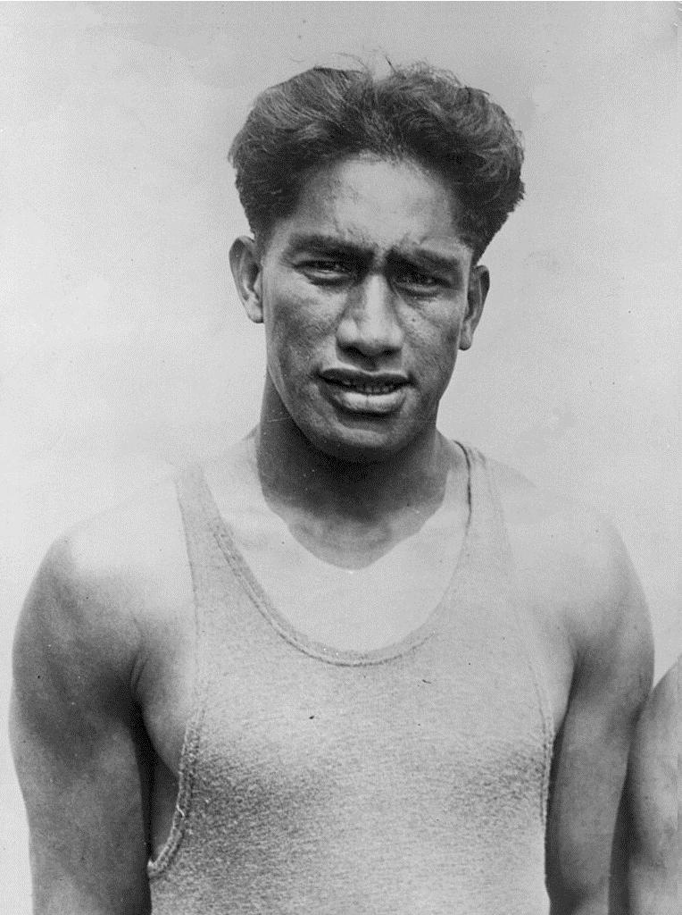 Duke Kahanamoku. ( Getty Images )