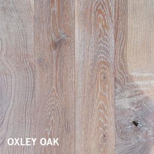 Oxley Oak Finish