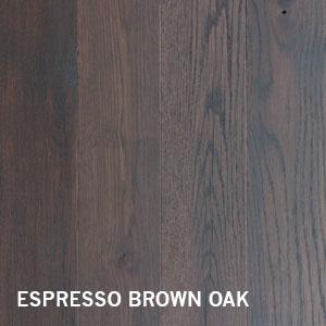 Espresso Brown Oak