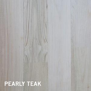 Pearly Teak