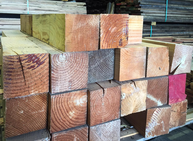 reclaimed wood beams garage sale-1.jpg