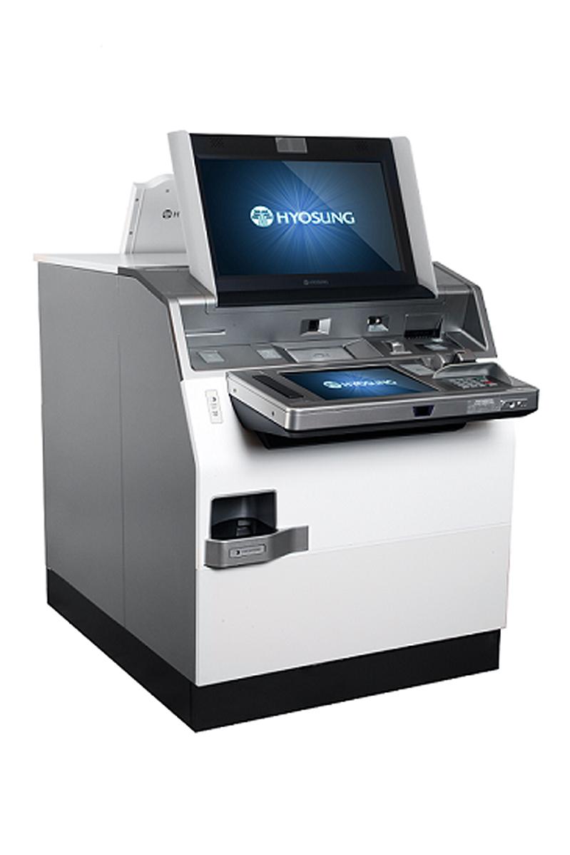 MX8800 Interactive Teller Machine
