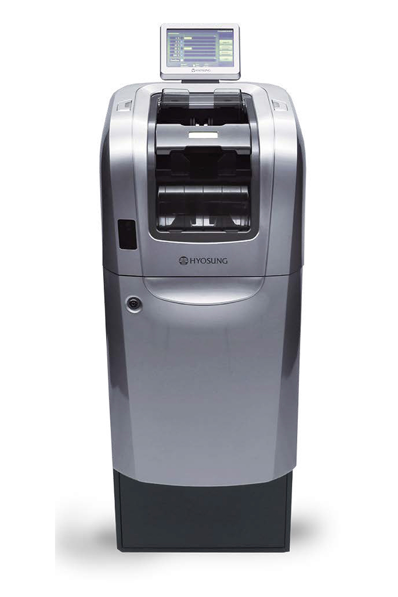 MoniSafe 500 Teller Cash Recycler