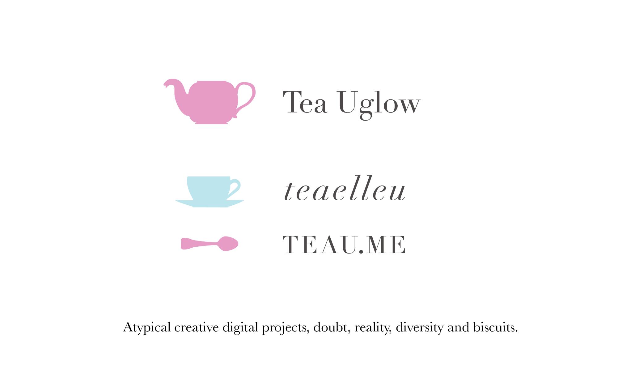 Tea Uglow, Google's Creative Lab, Sydney. Au. She writes, talks, arts, geeks, preens, parents and humans.
