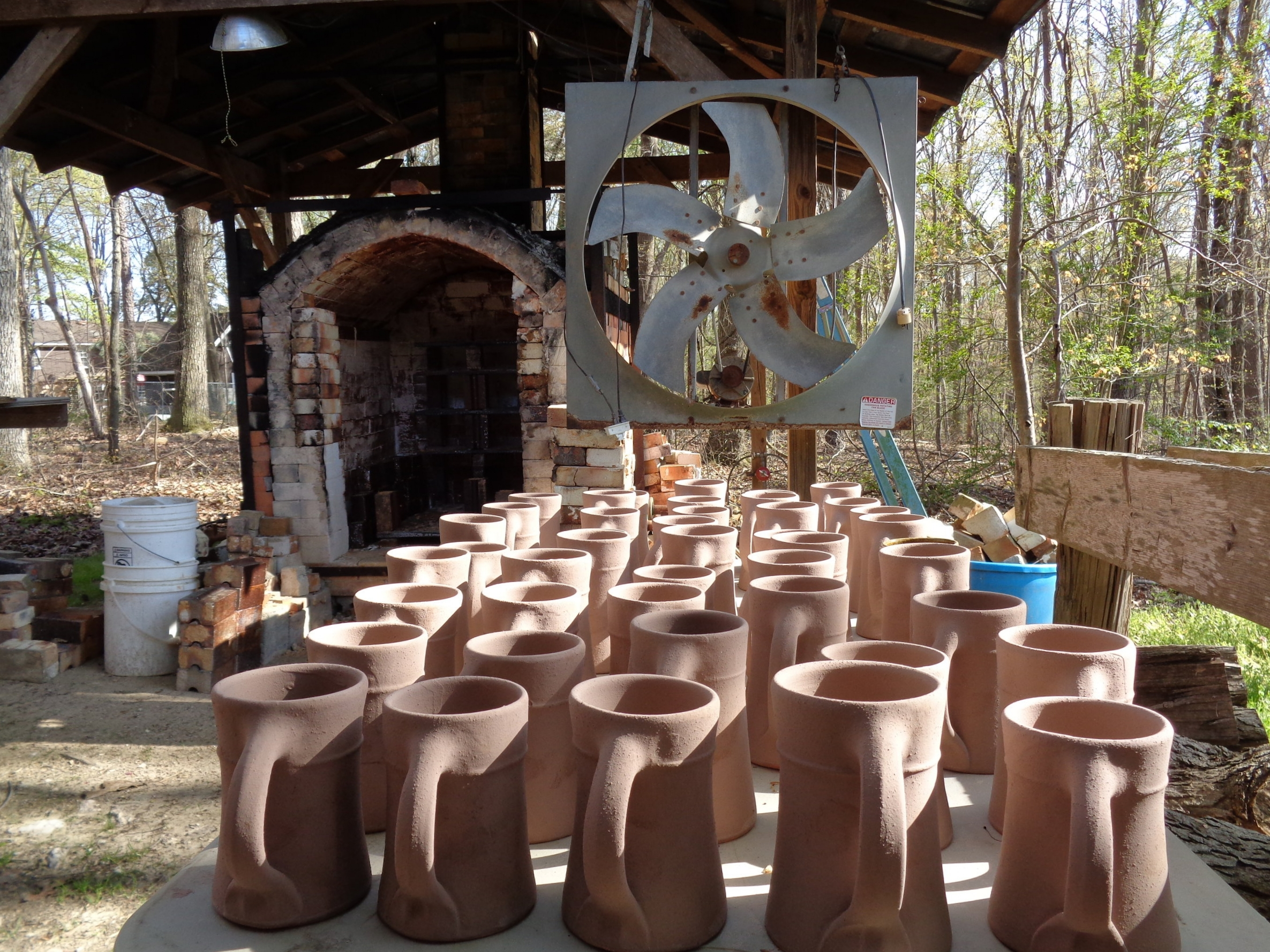 cb pots and kiln.JPG