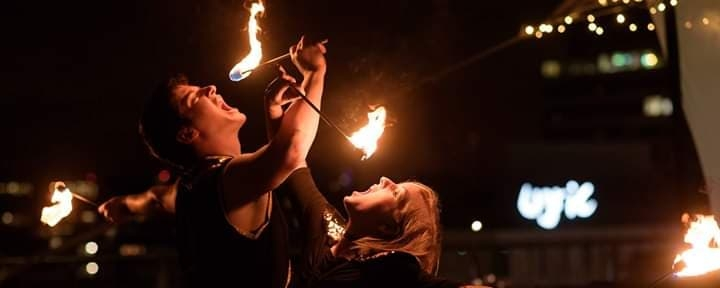 fire eaters for hire