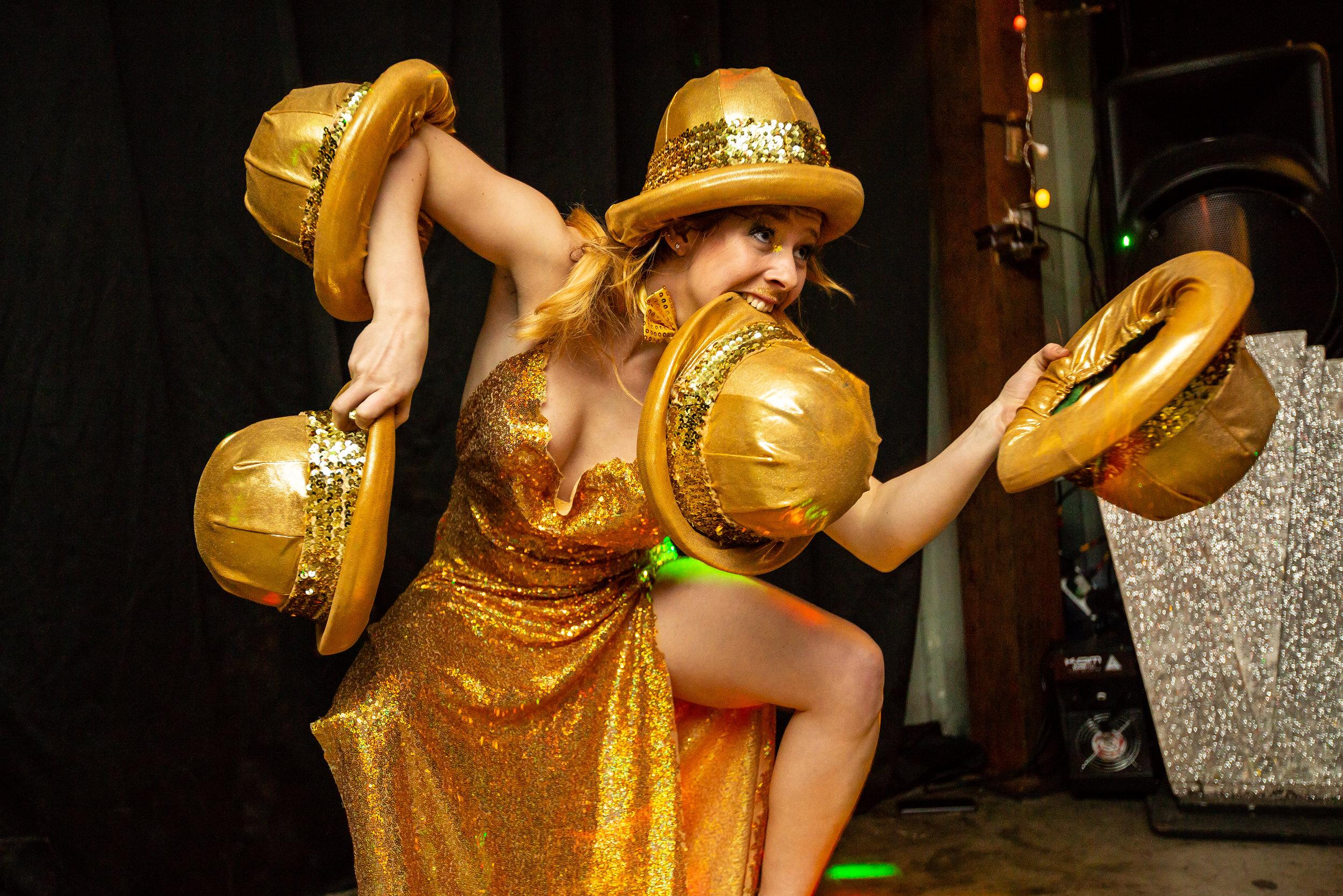 Golden hat showgirl.jpg