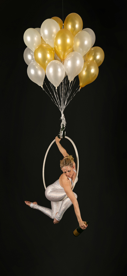 The Dream Aerial Hoop Balloons Gold (1).jpg