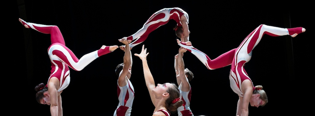 Circus Acrobatic Troupe