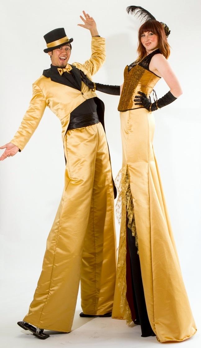 Gold formal stilt walkers duo.jpg