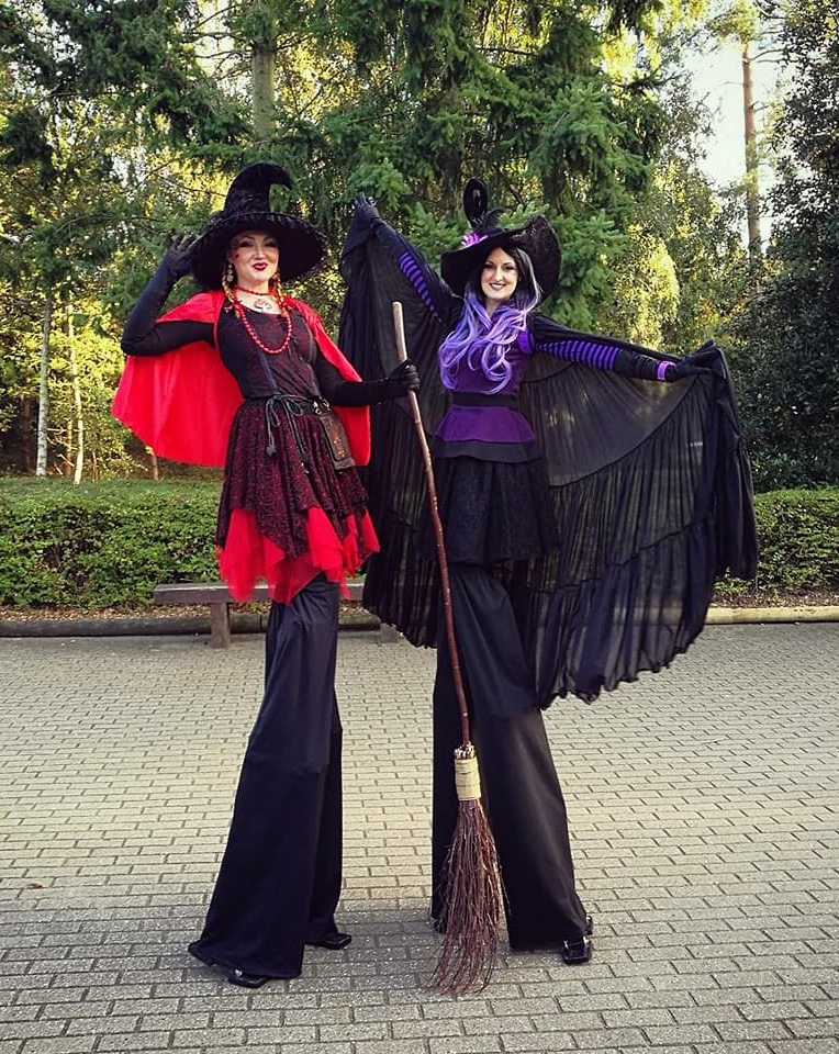 Stilt witch duo.jpg