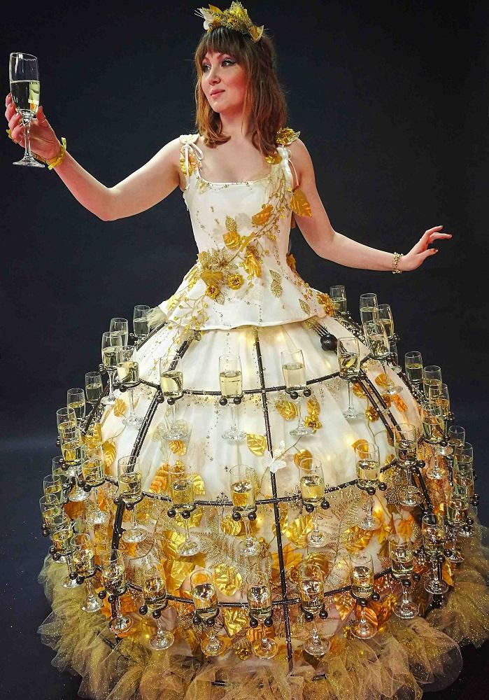 Gold enchanted forest champagne skirt.jpg