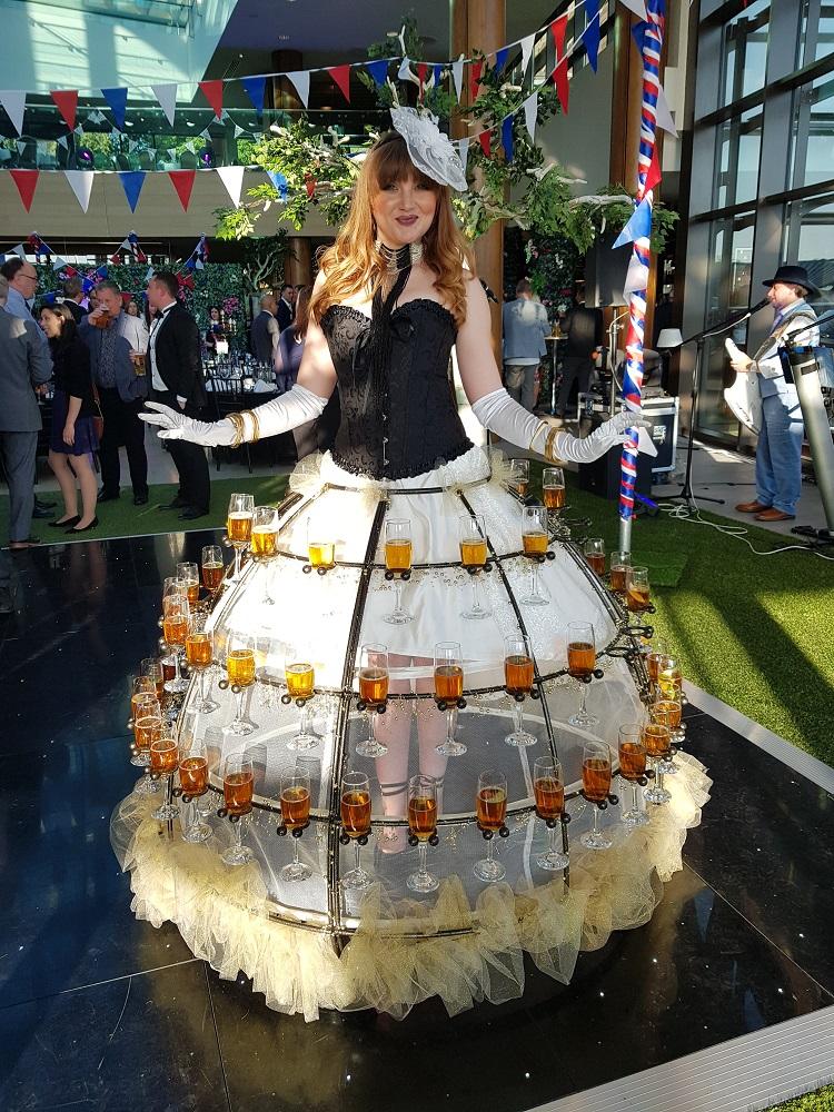 Ladies day champagne skirt.jpg