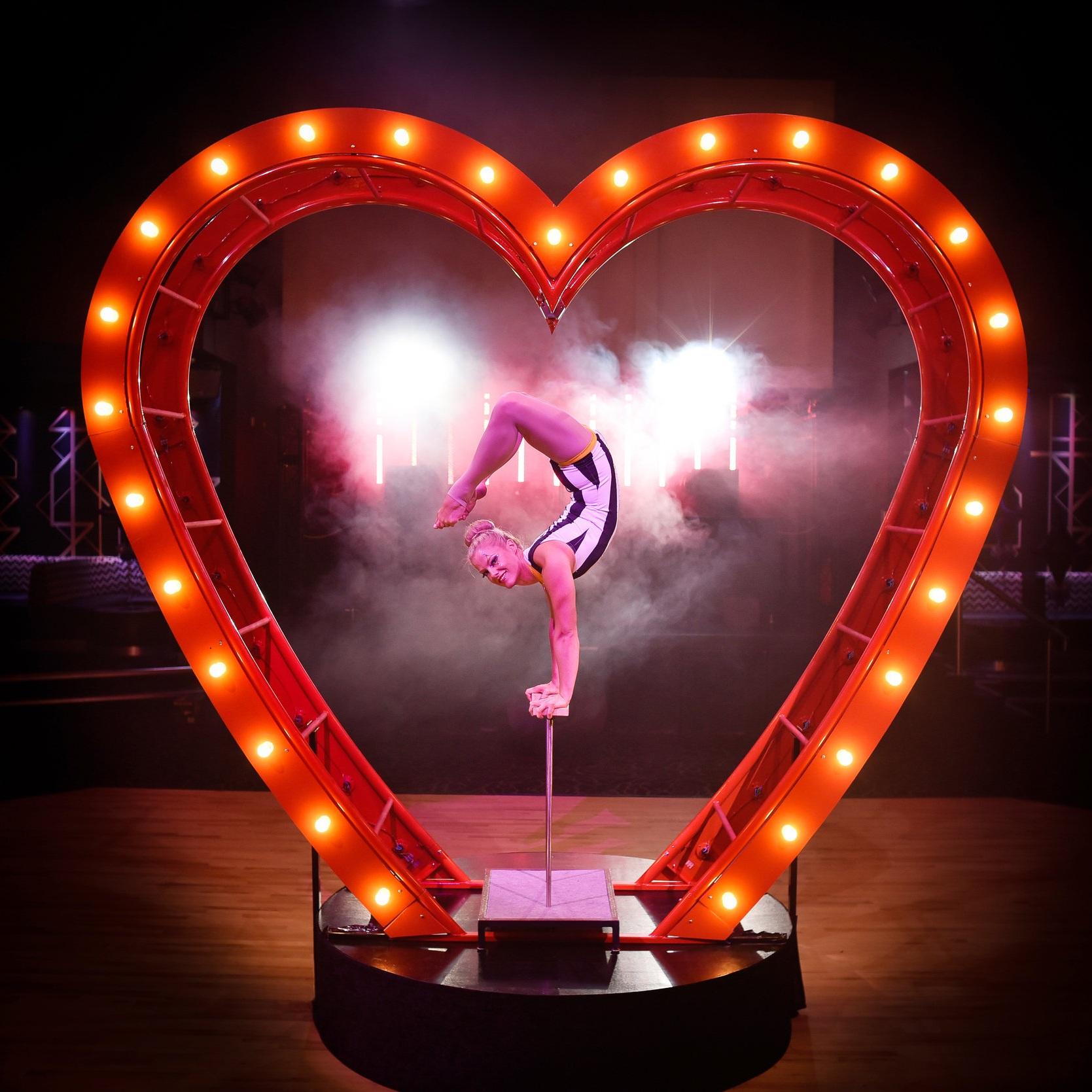 circus heart