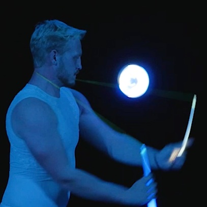maurice glow show