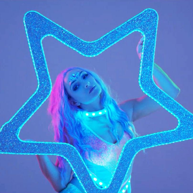 Glow girls