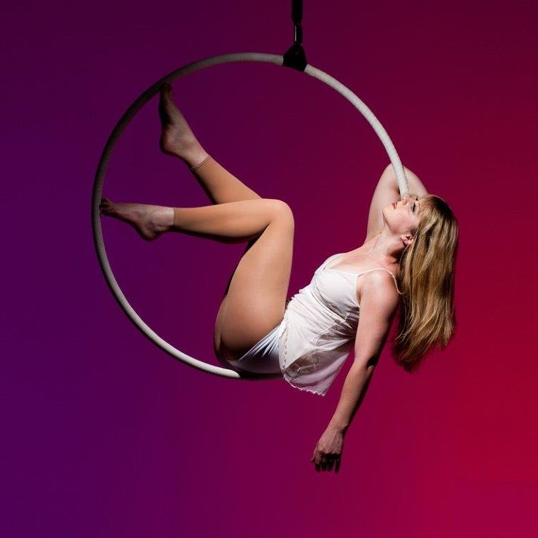 Aerial dancers to wow your guests!