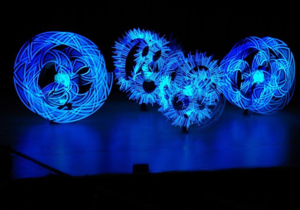 Flambino Glow Show