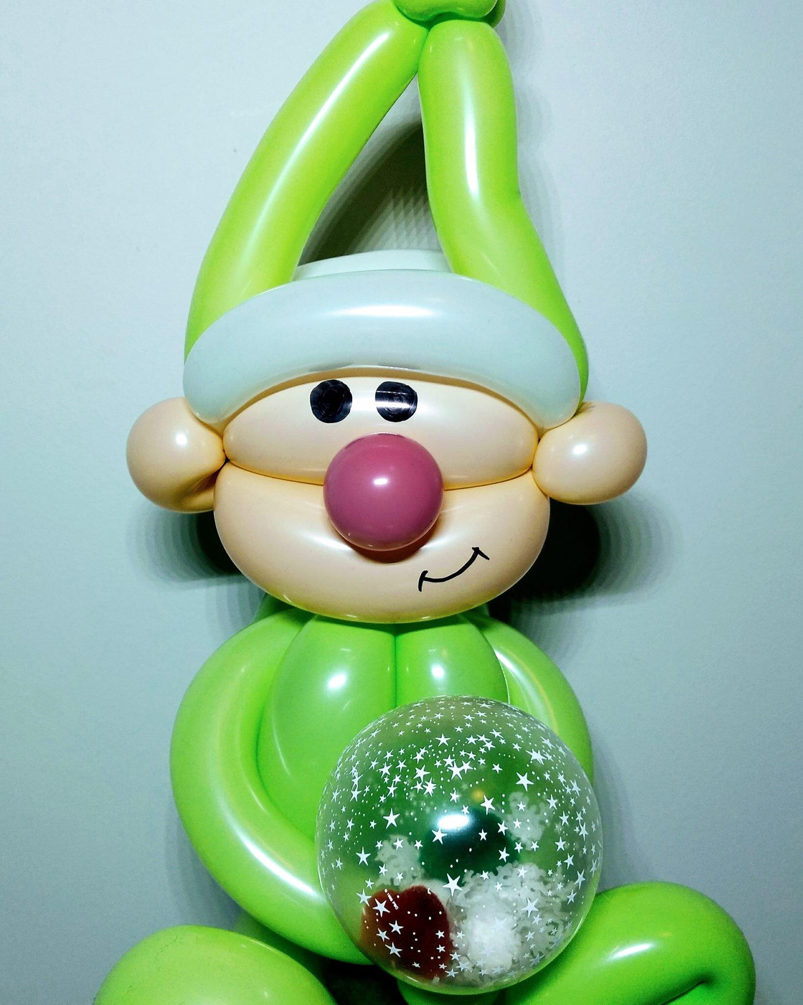 Ballon Modeller for Hire