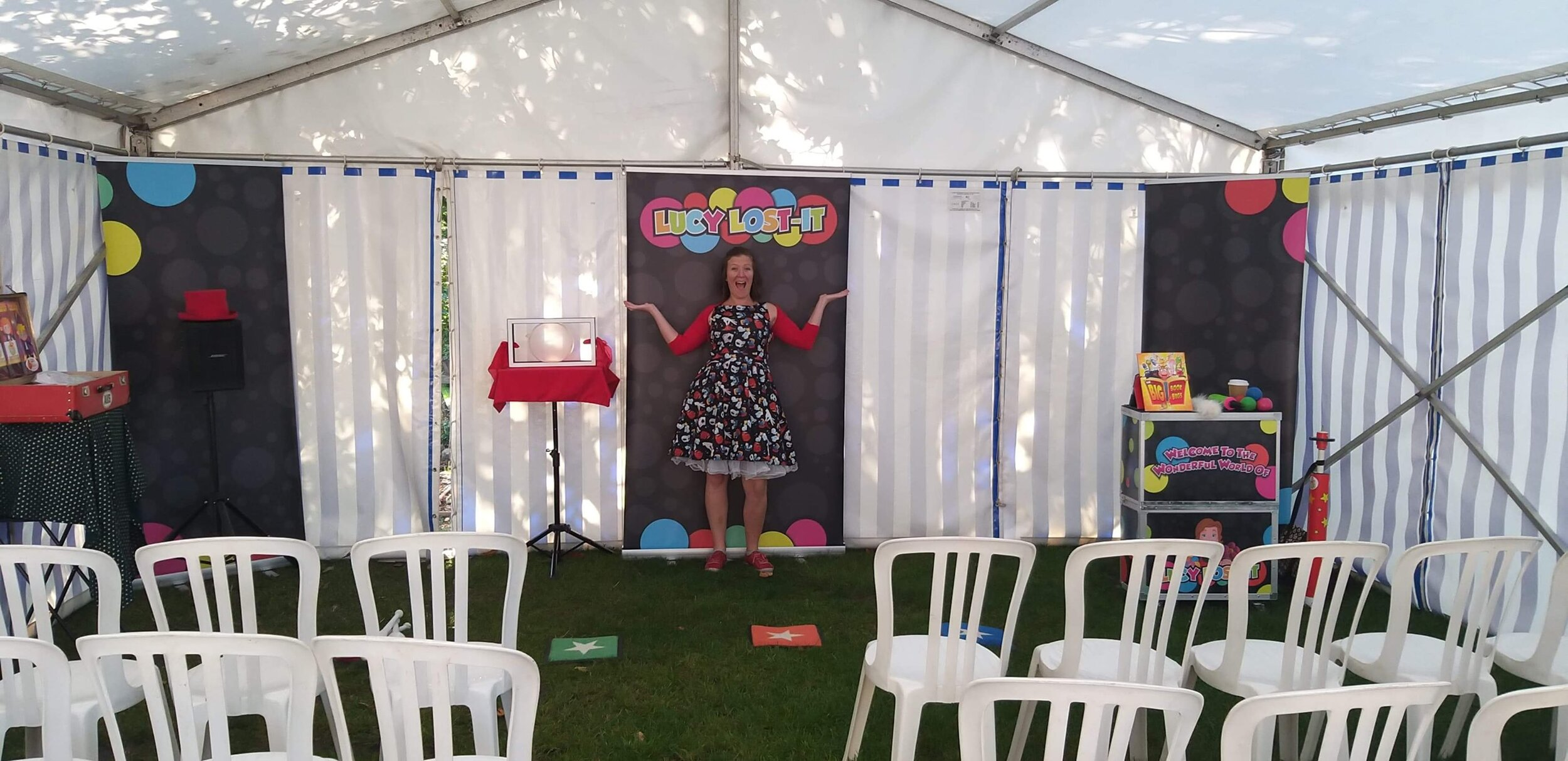 Children's Show from Circus Uncertainty