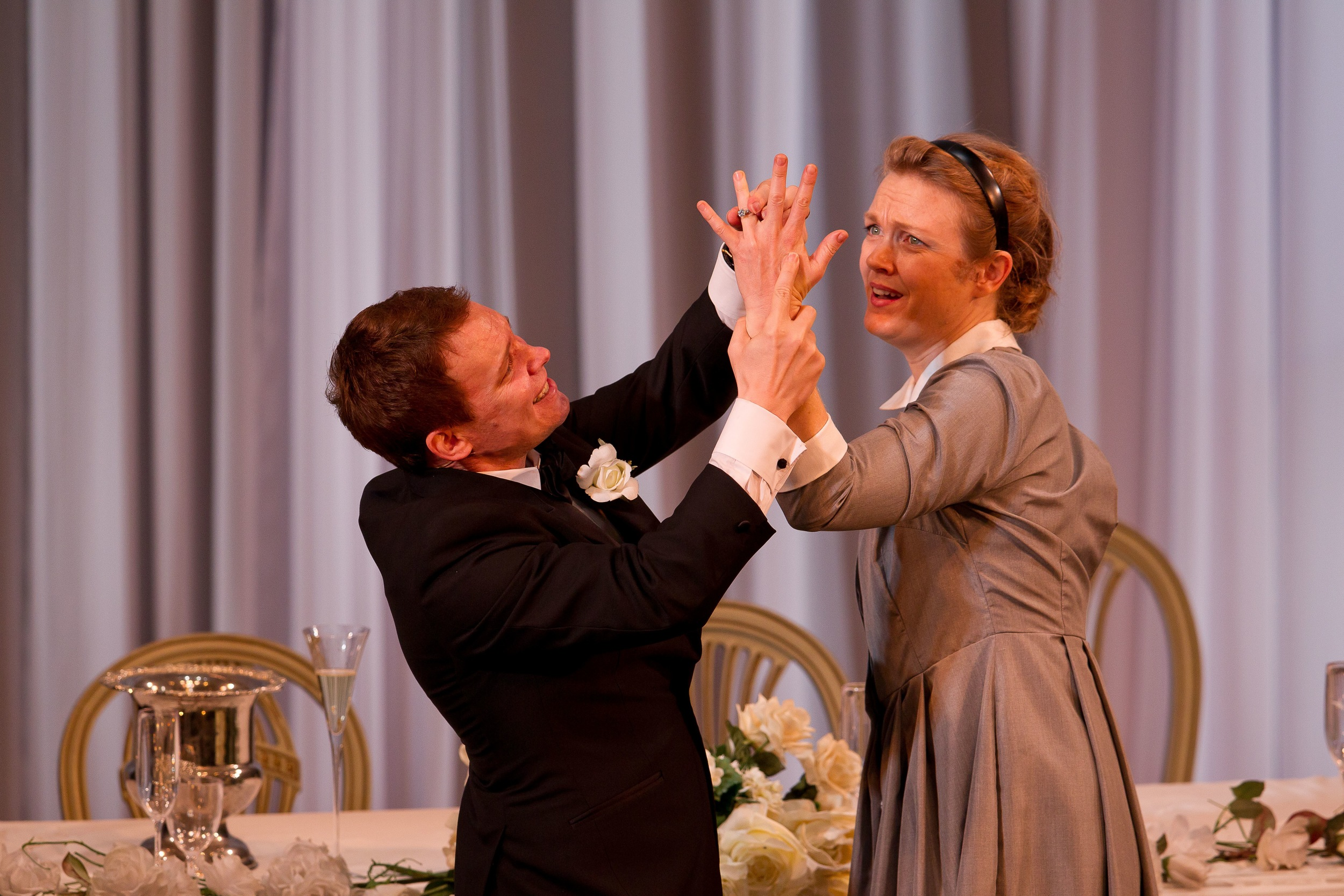 Christopher Saunders and Caitlin Hulcup in Pinchgut's Griselda.jpg