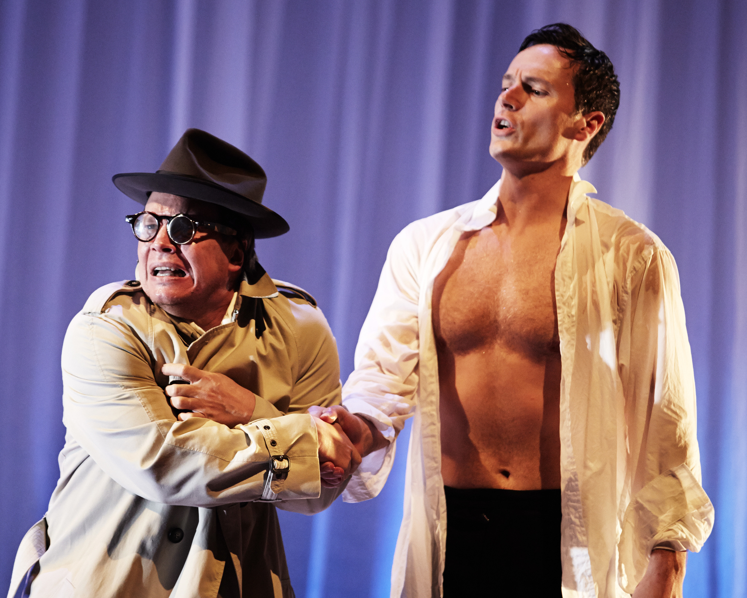 Pinchgut Giasone 2013_Christopher Saunders as Demo_Andrew Goodwin as Egeo_ credit Keith Saunders.jpg