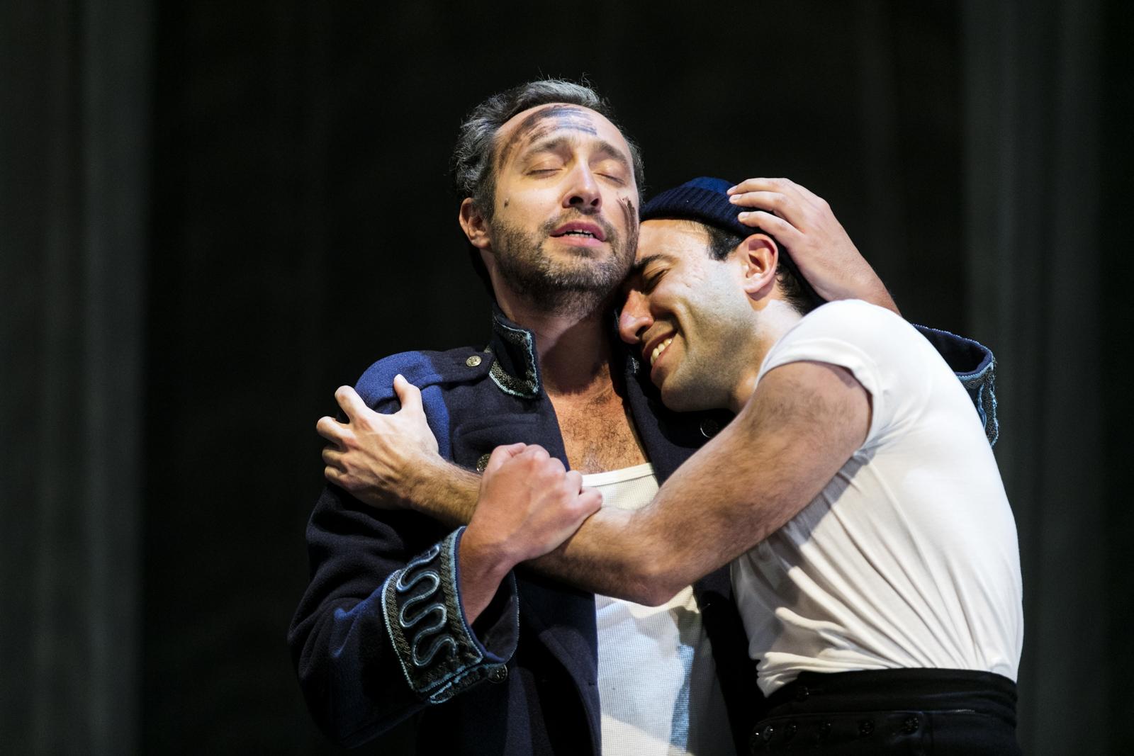Fernando Guimaraes and Brenton Spiteri