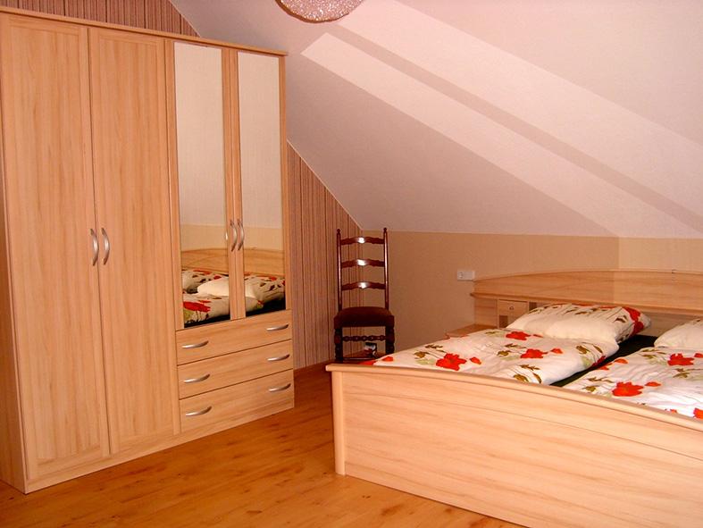Schlafzimmer Spree-Loft