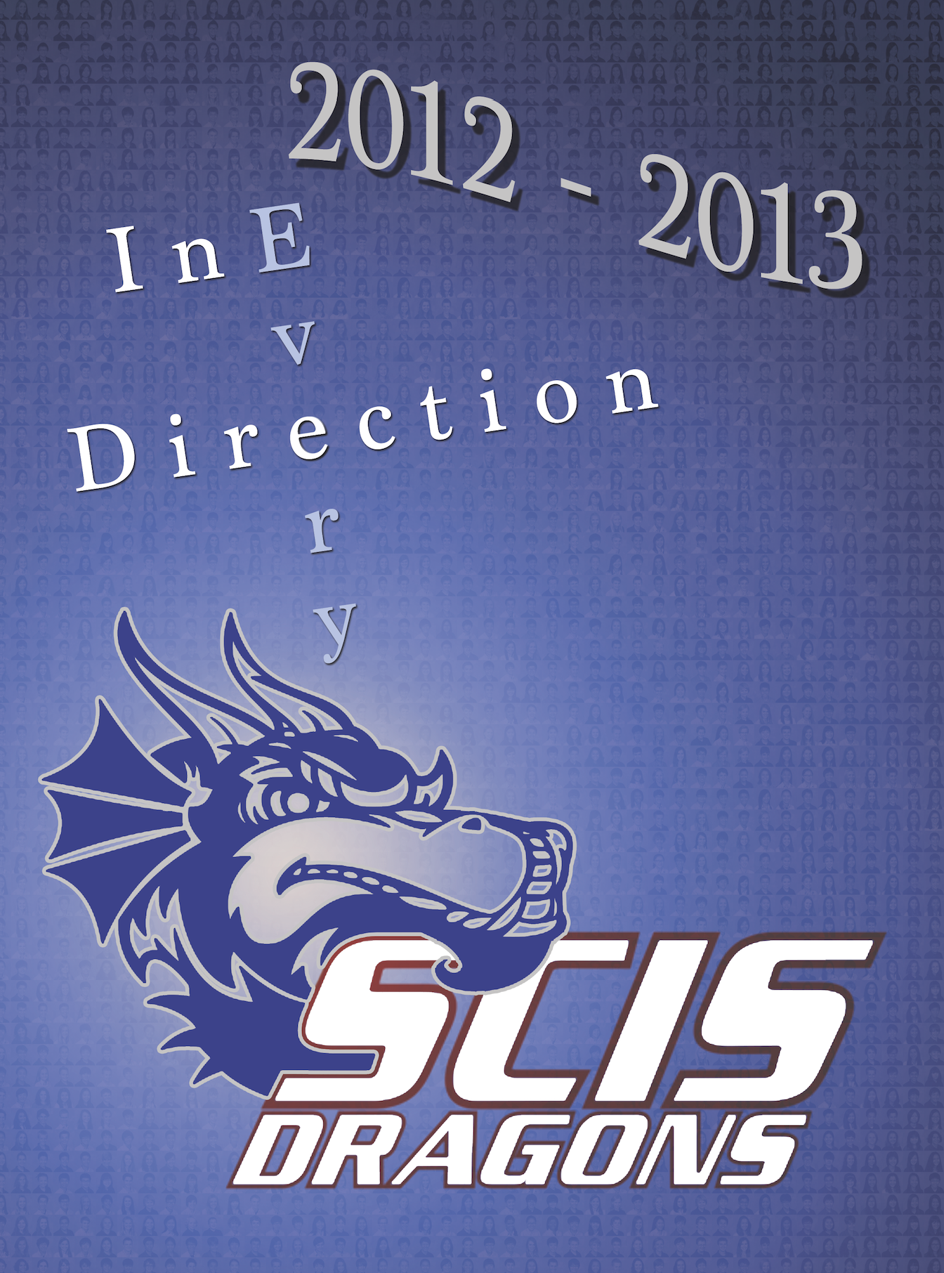 SCIS-HQ Yearbook Cover 2013