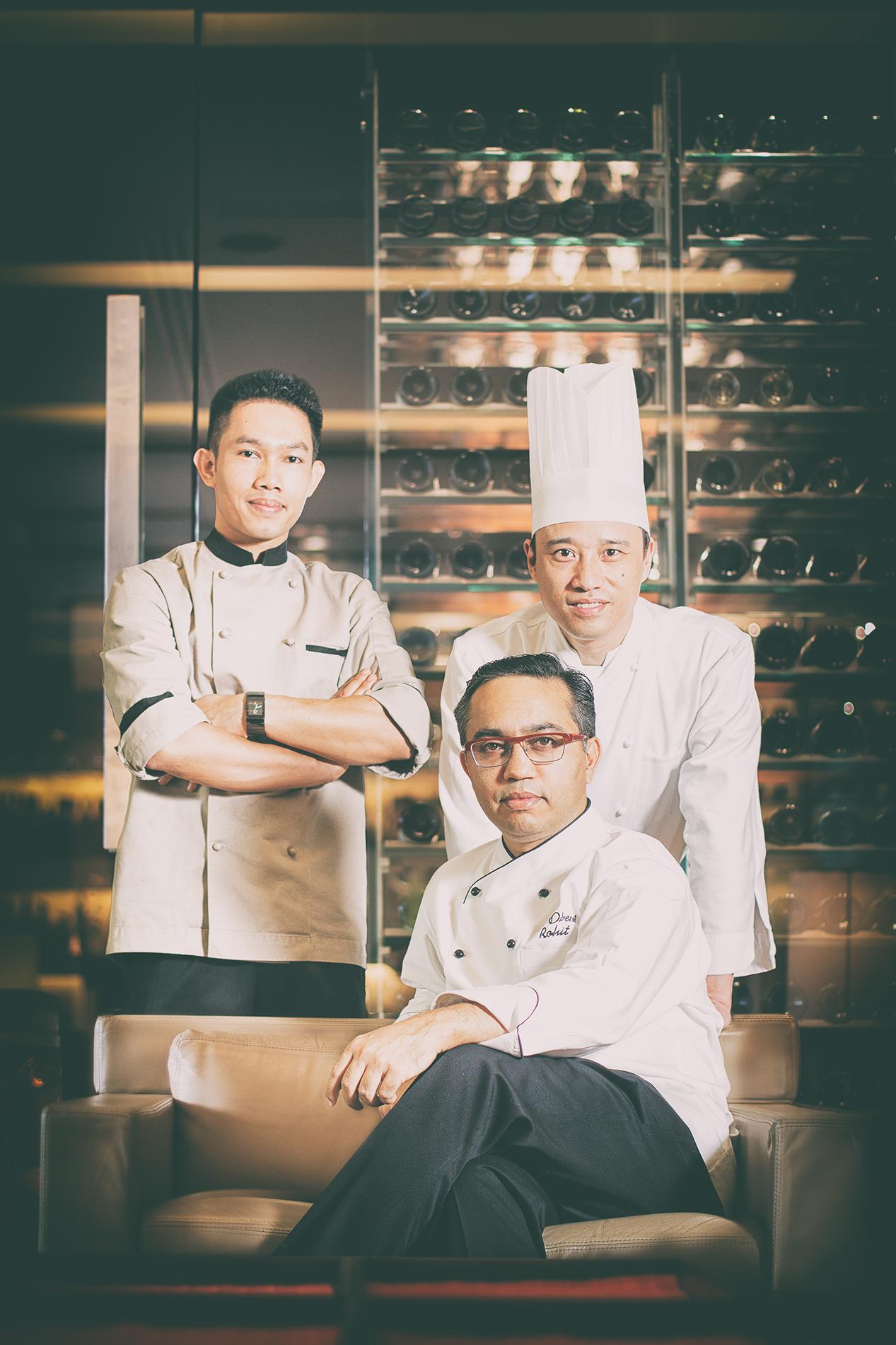 Chef, Oberoi Hotels & Resorts