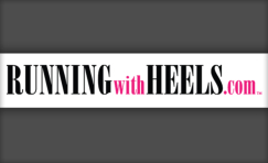"""RUNNINGWITHHEELS.COM    """"A talk with Manhattan-based set designer Nikole Nelson, proved to plant the seed (no pun intended) and the idea of the """"shoe flower"""" was born. 'The concept was waiting to be captured,' says Nelson. 'The minute it was out of my mouth I knew it had already taken on a life of its own.""""    Source:  http://www.runningwithheels.com..."""