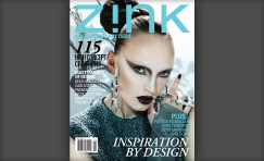 """ZINK MAGAZINE    """"Featured Contributor Nikole Nelson: Build it to inspire. Experience design surrounds you, immersing you in an alternative environment, engaging all the senses. Look at everything from multiple perspectives, dissect the details and see the elements in a unique light each and every time."""""""