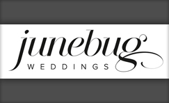 """JUNEBUG WEDDINGS    """"Nikole Nelson of BLKCORAL designed a scene inspired by the mid-century furniture inside Hound and Quail, abundant with color and curated details.""""   Source:  http://junebugweddings.com..."""