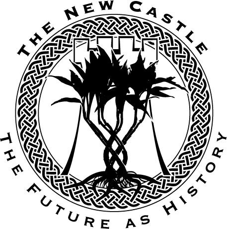The New Castle logo is created by member, Conrad Panganiban. He is the webmaster for The New Castle website.