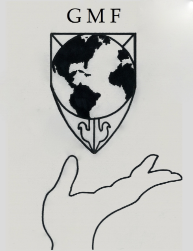 The GMF Logo. Artist: Meredith Kisla