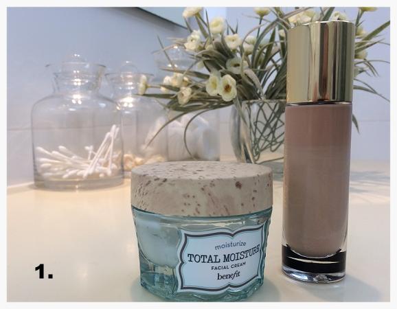 benefit facial cream