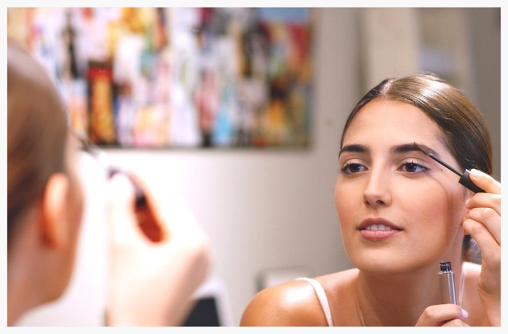 beauty tips eyebrows final look