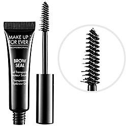 make up forever transparent eyebrow gel
