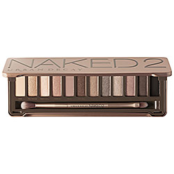 urban decay naked 2 eyeshadow palatte