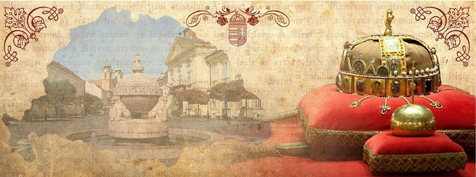 Bild från den ungerska staden Székesfehérvár.Foto: Kennel Királydombi-Fehér.