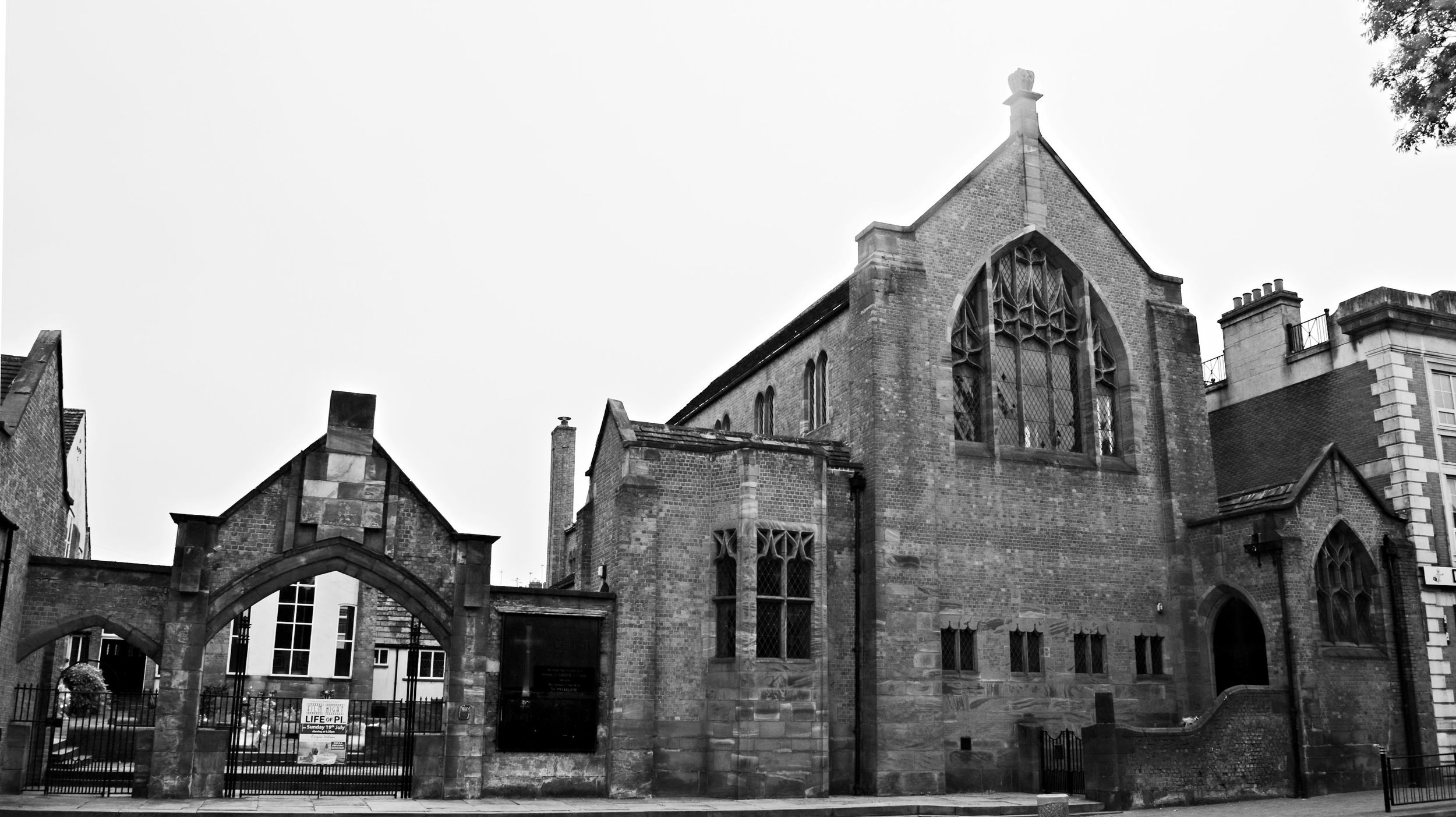 Long Street Methodist Church