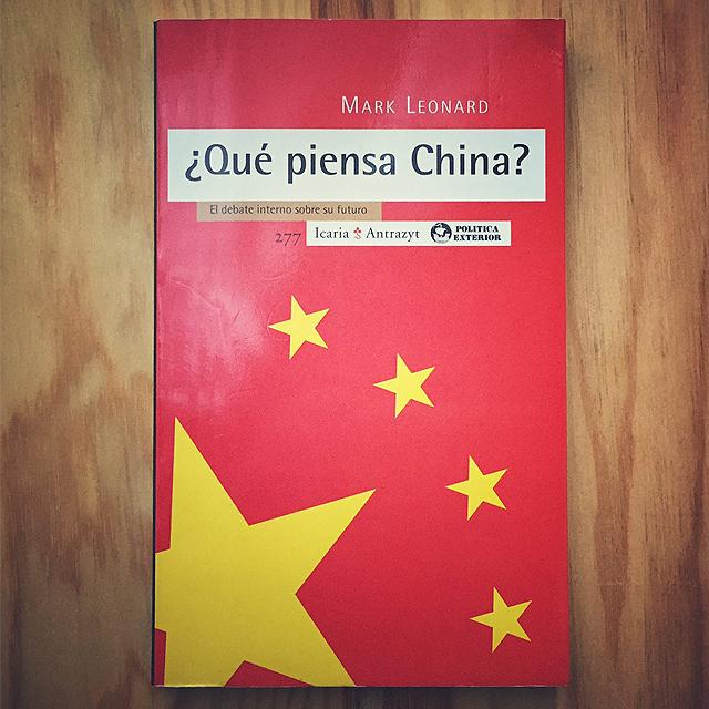 En que piensa China