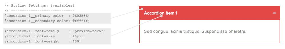 Squarespace Dropdown Accordion