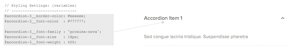 Squarespace Dropdown Accordion