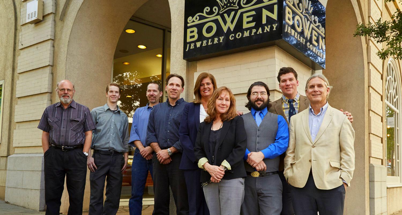 Squarespace Bowen Jewelry Shop Portfolio Preview