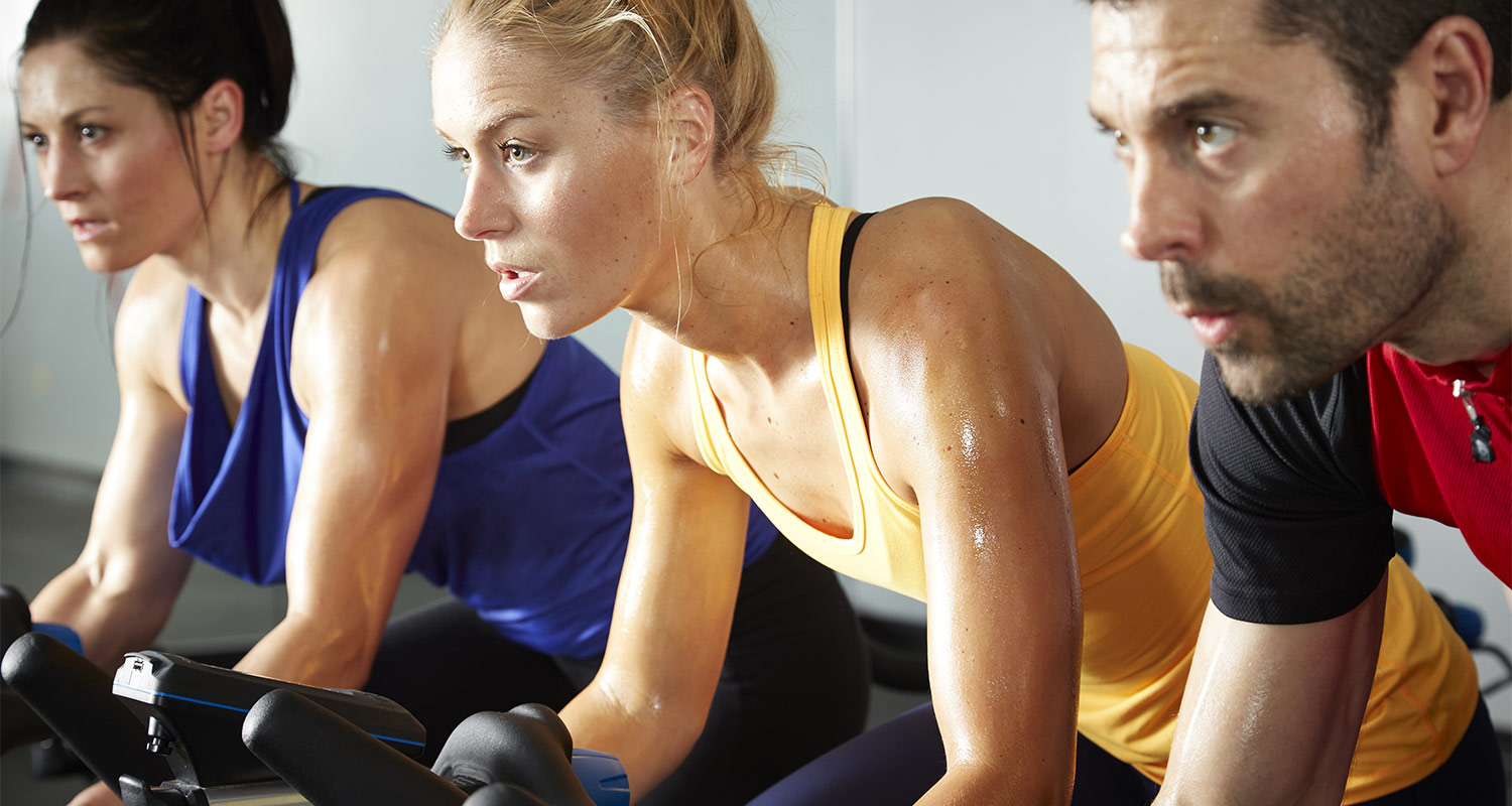 Squarespace Fitness Cycling Studio Website