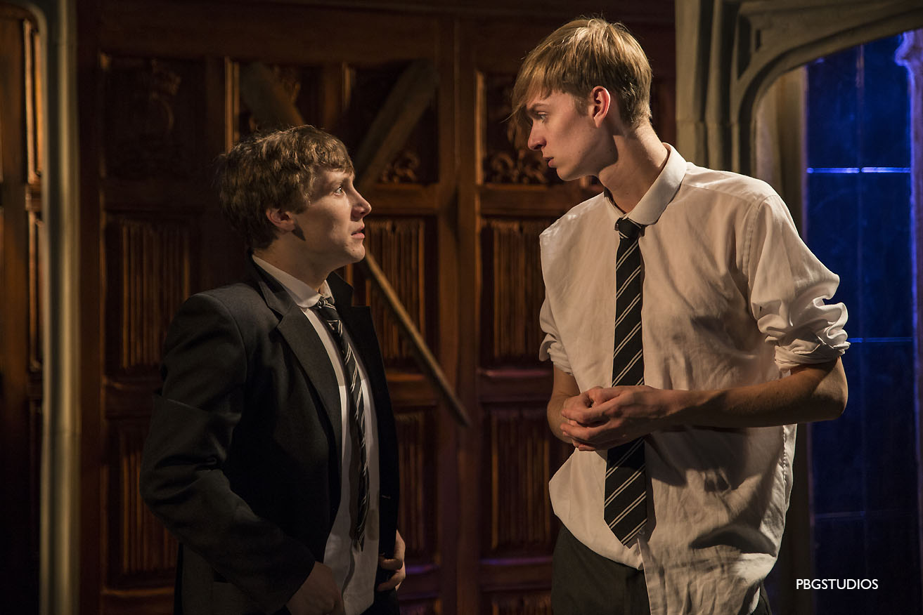 Lord Dismiss Us (Boys of the Empire production, Above the Stag theatre)