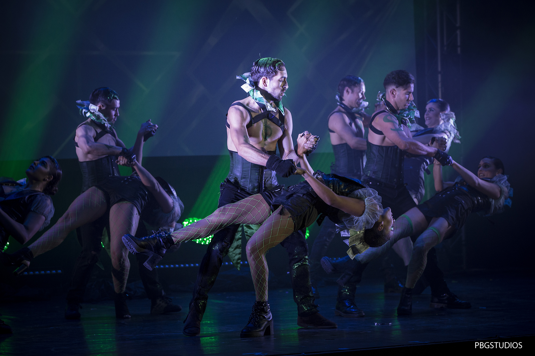 West End Bares Ruby Strippers show at the Novello Theatre (see Production Shots page for full gallery)