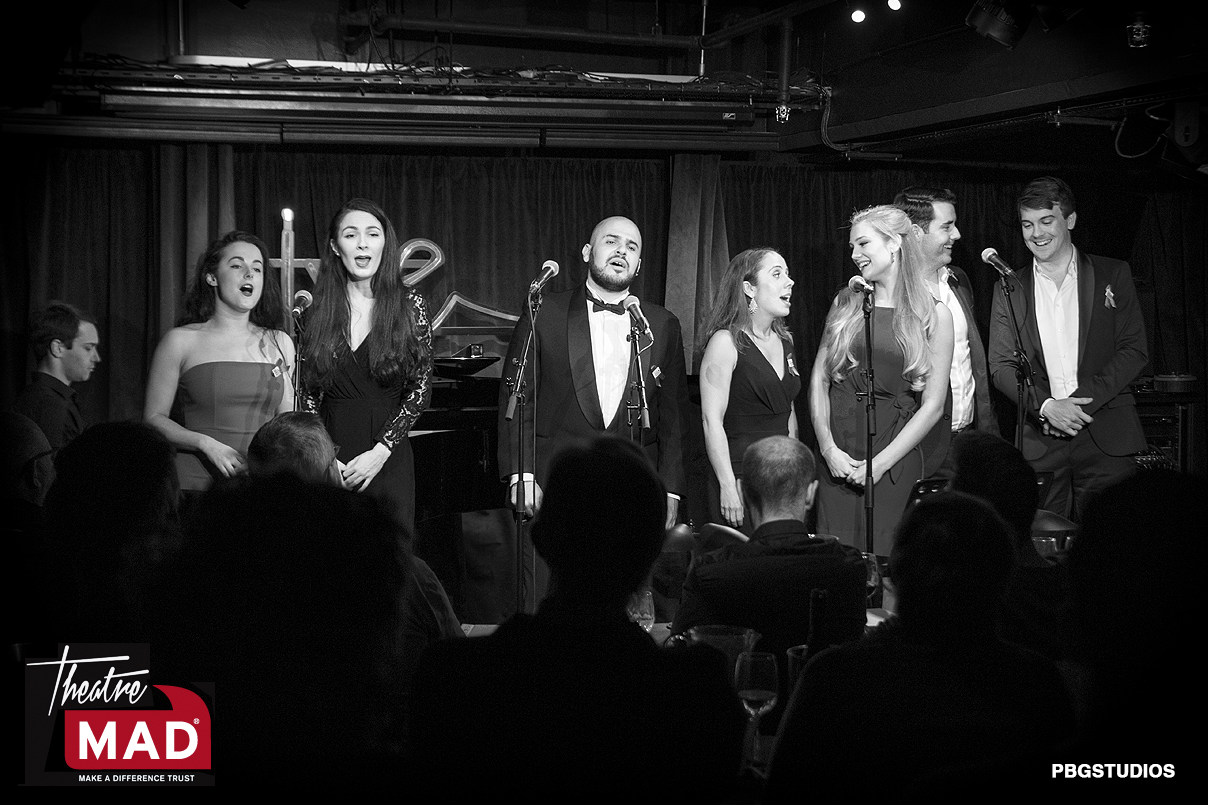 West End with Love cabaret (Phantom of the Opera cast) in aid of the MAD trust