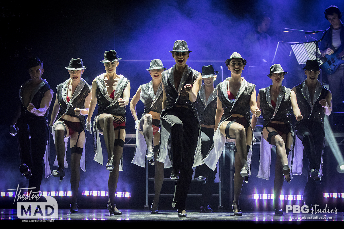 West End Bares 2018 (Shaftesbury theatre)